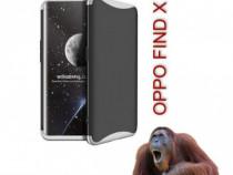 Husa Protectie Telefon Oppo Find X, Carcasa GKK 360 Full Bod