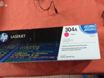 Toner original nou sigilat hp laserjet 304A Magenta cc533A