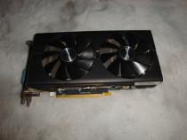 Placa video Radeon Pulse Sapphire RX 580 4GB DDR5 256 biti d