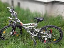 Bicigleta CYCO aluminiu