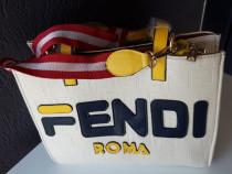 Poseta/ geanta Fendi , poseta Fendi brand lux
