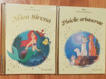 Set 2 carti din colectia Povesti de aur Disney