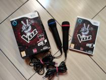 Wii: Set Wii Voice Vol.3 & 2 microfoane