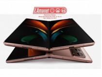 Samsung Z Fold 2 5G Bronze 256GB DualSim Neverlok