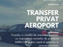 Transfer privat Brasov - aeroport Otopeni, Sibiu, Tg. Mureș