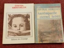 Carti din colectia personala (memorii )