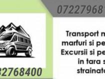 Transport mărfuri și persoane