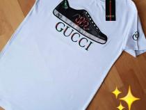 Tricouri unisex Gucci,D&G,Versace, Dsq2,Tommy H.,div. mărimi