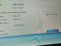 Laptop Fujitsu-siemens display mare de 15,4 inch, 3gb ram, .