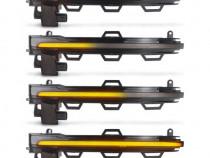 Lampi LED semnalizare OGLINDA dinamica BMW X3, X4, X5, X6