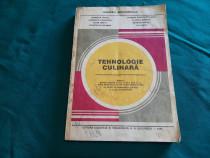 Tehnologie culinară / gabriela parjol, +colectiv de autori/
