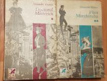 Doctorul misterios / Fiica marchizului de Alexandre Dumas
