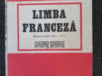 Limba franceza manual pentru anul ii de studiu - popa-scurtu
