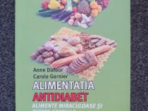 Alimentatia antidiabet - dufour, garnier