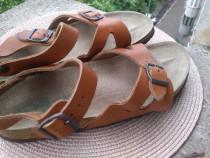Sandale piele Hush Puppies, mar 41 (26 cm)