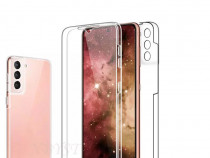 Samsung S21 S21 Plus S21 Ultra - Husa 360 Fata si Spate