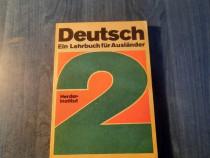 Deutsch ein lehrbuch fur auslander Herder Institut 2