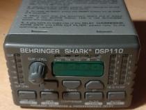 Procesor behringer dsp 110