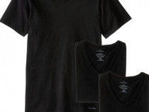 Set Tricouri Calvin Klein alb sau negru