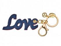 Breloc Cheie Oe Mercedes-Benz Love Albastru / Rosu B66953619