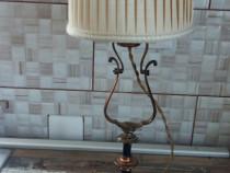 Lampă bronz vintage Zenith
