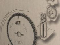 Panza circular pal-set nou Ake Germania