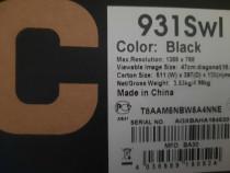 "Monitor LCD AOC 18,5"", wide, negru, 931 SWL"