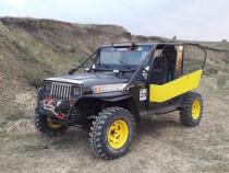 Jeep Wrangler YJ tubulara offroad variante...