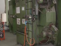 Instalatie automata de sablare cu filtru pe apa