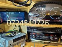 Reparatii sisteme audio/video BMW fibra optica. Logic 7