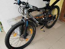 "Bicicleta greendonkey eoraptor 26 "" full suspensions"
