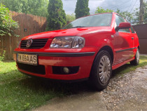Volkswagen Polo Coupe 6N2 1.4 MPI 75Cp 2001 Manual