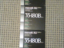 LOT2 3buc Maxell 35-180 26CM (Akai Sony Pioneer Technics)