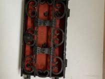 Cutie ornamentala pentru chei - fier forjat