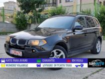 BMW X3 / 2006 / 2.0d / Rate fara avans / Garantie