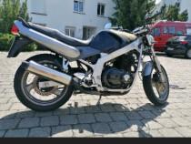 Moto Suzuki Gs 500 E / A2 /import Germania