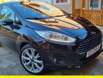 Ford fiesta //1,6 tdci //95 cp//titanium x//