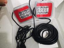Instalație electrica detasabila magnetică neon led cablu