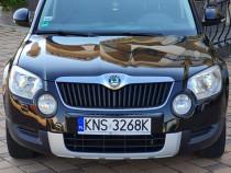 Skoda Yeti 1.2 benzina euro 5