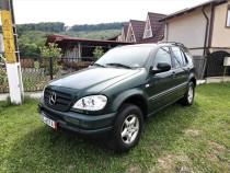 Mercedes ML 270 - 2001 - 2.7d - 4x4 - Recent adus Germania