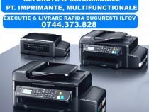 Service imprimante si consumabile cu livrare rapida in Bucur