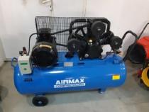 Compresor de aer 200 litri , 5.5kw , 380V , AIRMAX