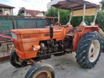 Tractor Fiat 500 special 2 manete