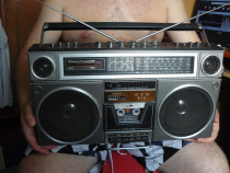 Radiocasetofon GPM 818/Vintage