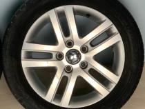 Roti/Jante VW 5x112, 205/55 R16 Golf 5,6,7, Passat, Caddy
