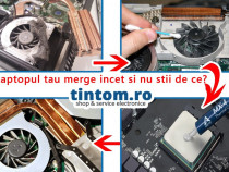 Service Laptop Display Tastatura Mufa Incarcare Lichide
