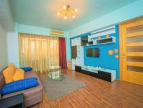 Rahova.Apartament 2 camere 56 m.p.elegant ,mobilat si utilat