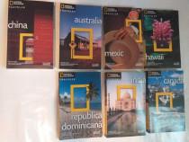 Colectia National Geografic Traveler, 7 carti Noi,Ghiduri