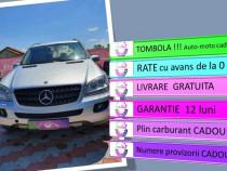 Mercedes benz ml 280/rate /garantie 12 luni/livrare gratuita
