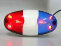 Sonerie Inteligenta Sirena Politie pentru bicicleta, sonerie